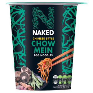 Naked Noodles Chow Mein