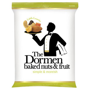 The Dormen Baked Nuts & Fruit Sharing Pouch