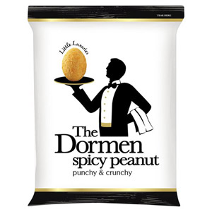 The Dormen Spicy Peanuts Sharing Pouch