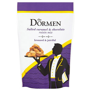 The Dormen Salted Caramel Peanut & Chocolate Raisin Mix