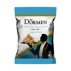 The Dormen Salt & Cider Vinegar Peanuts Snack Pack