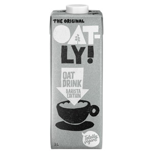 Oatly Foamable Barista