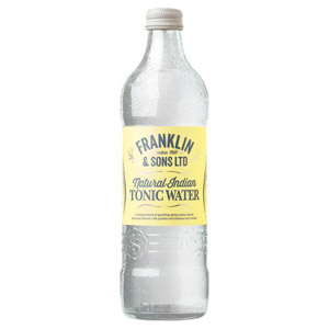Franklin & Sons Natural Indian Tonic Water 500ml