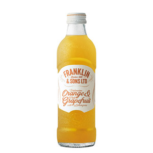 Franklin & Sons Orange & Grapefruit 275ml