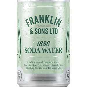 Franklin & Sons Natural Soda Water