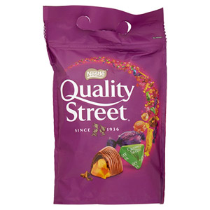 Nestle Quality Street Bag