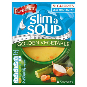 Batchelors Slim A Soup Golden Vegetable