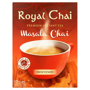 Royal Chai Masala Instant Tea Sweetened