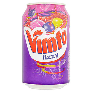 Vimto Fizzy Cans 24 x 330ml