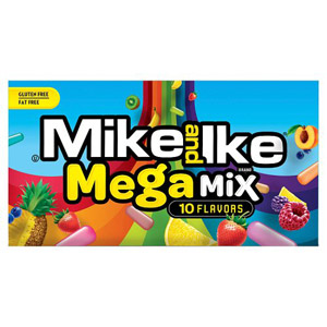 Mike and Ike Mega Mix Box