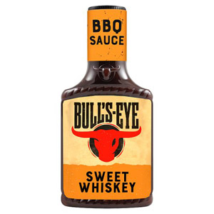 Bull's Eye Tennesse Style Sweet Whiskey Glaze
