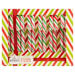 Bonds Candy Canes