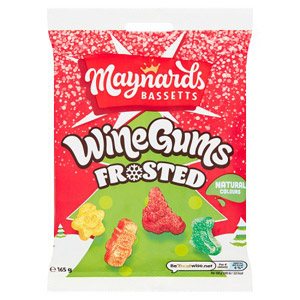 Maynards Bassetts Frosted Wine Gums