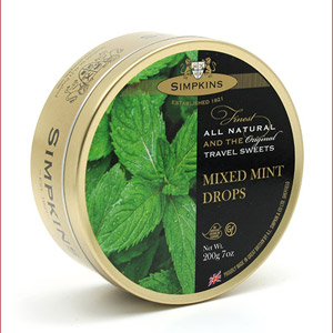 Simpkins Mixed Mint Drops