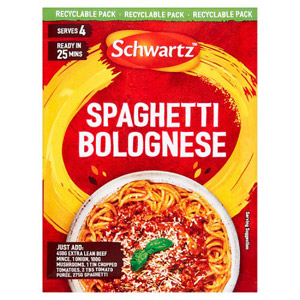 Schwartz Authentic Spaghetti Bolognese Mix