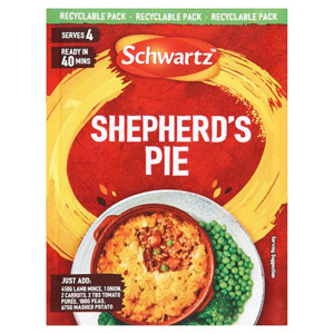 Schwartz Authentic Shepherd's Pie Mix