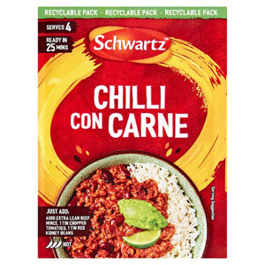 Schwartz Chilli Con Carne Mix