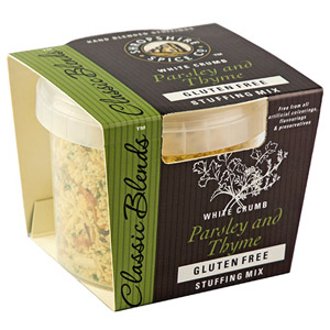 Shropshire Gluten Free Parsley & Thyme Stuffing - Tub