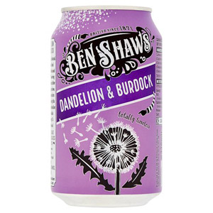 Ben Shaws Dandelion and Burdock