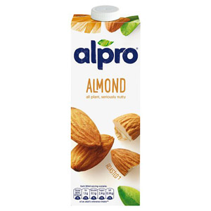 Alpro Almond Longlife Milk Alternative