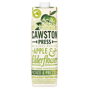 Cawston Press Apple and Elderflower Juice