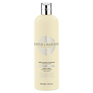 Baylis and Harding Mosaic Sweet Mandarin and Grapefruit Shower Cream