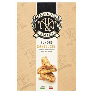 Arden and Amici Almond Cantuccini
