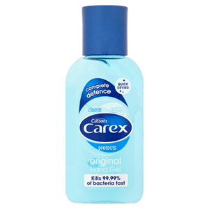 Carex Handgel Various 1 Supplied