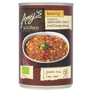 Amys Kitchen Spanish Rice And Red Bean Soup