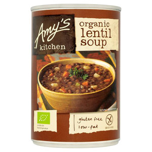 Amys Kitchen Lentil Soup