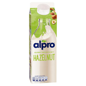 Alpro Hazelnut Longlife Milk Alternative