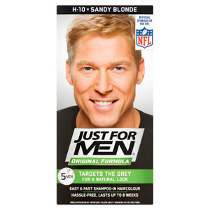 Just For Men Hair - Sandy Blond 10