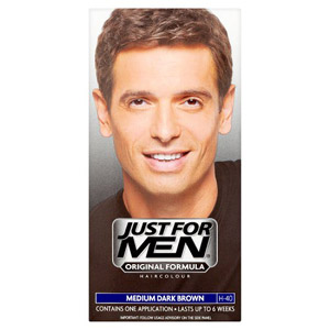 Just For Men Hair - Med Dark Brown 40