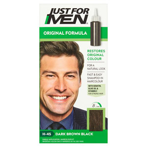 Just For Men Hair - Dark Brown 45