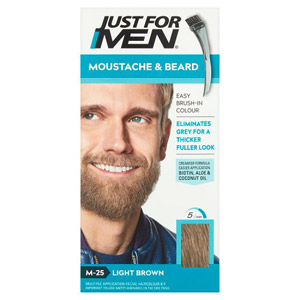 Just For Men Moustache & Beard - Light Brown 25