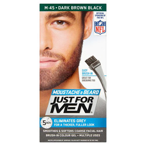 Just For Men Moustache & Beard - Dark Brown 45