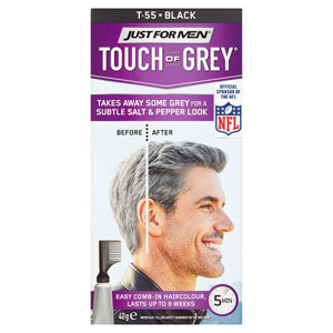 Just For Men Touch Of Grey - Black Grey 55