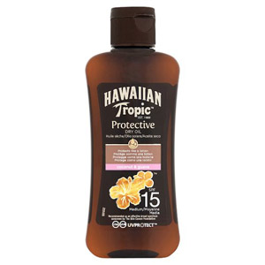 Hawaiian Tropic Protection Oil SPF 15 100ml