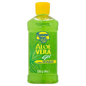 Banana Boat Aloe Vera Gel 230ml