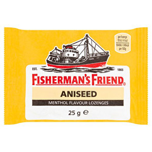 Fishermans Friend Aniseed (Gold)