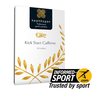 Healthspan Kick-Start Caffeine 120 pieces