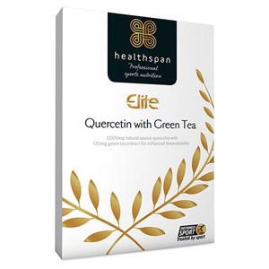 Healthspan Elite Quercetin with Green Tea 90 Capsules