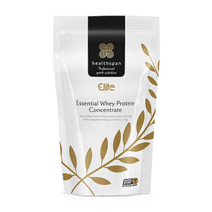 Healthspan Elite Essential Whey Protein Concentrate - 1kg