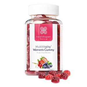 Healthspan MultiVitality Women's Gummy 90 Gummies