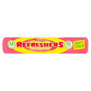 Swizzels Matlow Refreshers Stickpack - Strawberry