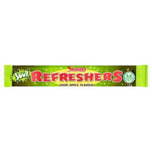 Swizzels Matlow Refreshers Chew Bar - Sour Apple