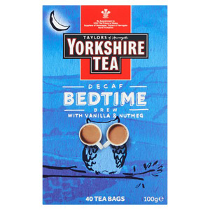Yorkshire Tea Bedtime Brew 40 Pack
