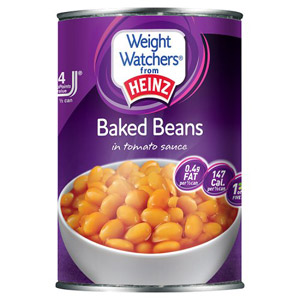 Heinz Weight Watchers Baked Beans Large Size