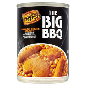 Crosse and Blackwell Hunger Breaks The Big BBQ Beans