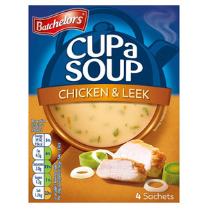 Batchelors Cup a Soup Chicken & Leek